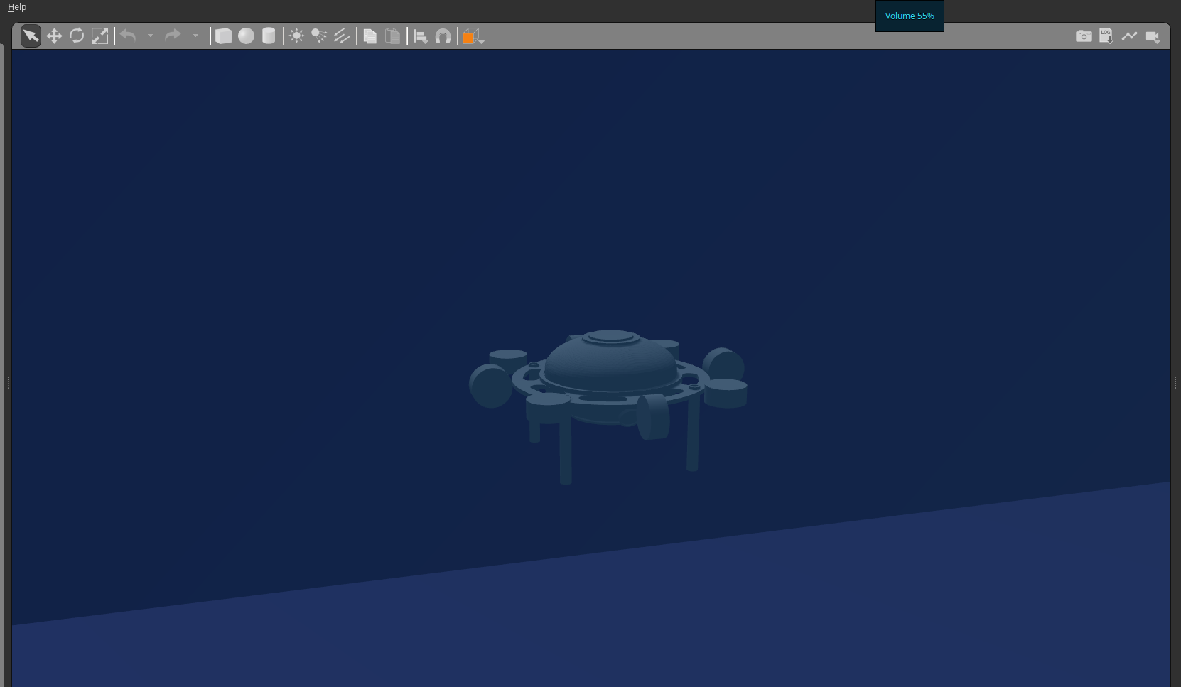 RoboSub Control System